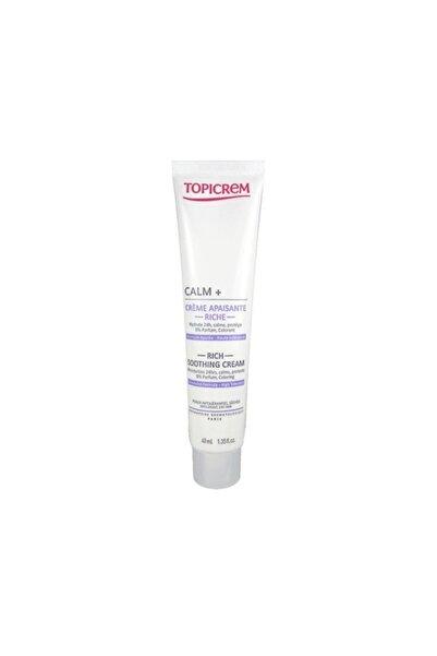 Topicrem Calm+ Ultra Moisturizing Soothing Cream 40ml