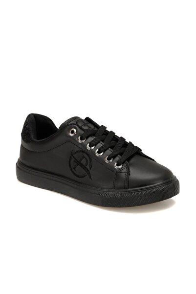 Polaris Kadın Siyah Sneaker Ayakkabı