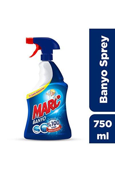 Marc Banyo Temizleyici Kireç Sökücü Sprey 750 Ml