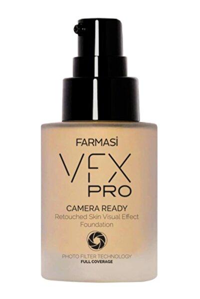 Farmasi Fondöten - Vfx Pro Camera Ready Foundation Vanilla No: 01 30 Ml