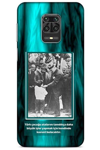 Lopard Xiaomi Redmi Note 9s Atatürk Uyumlu Kılıf