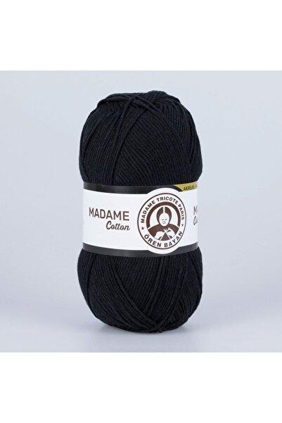 Ören Bayan Madame Cotton 999 Siyah 5 Adet