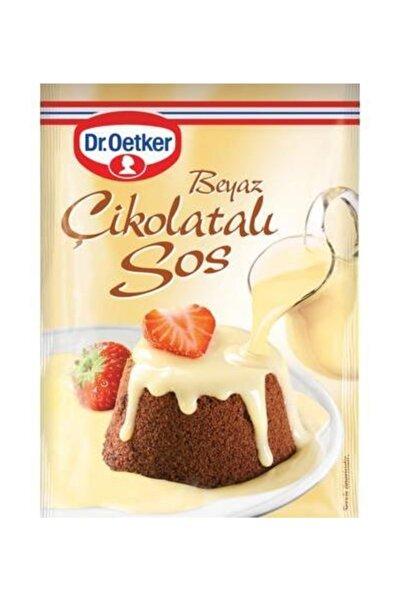 Dr. Oetker Tatlı Sos Beyaz Çikolatalı 80 gr