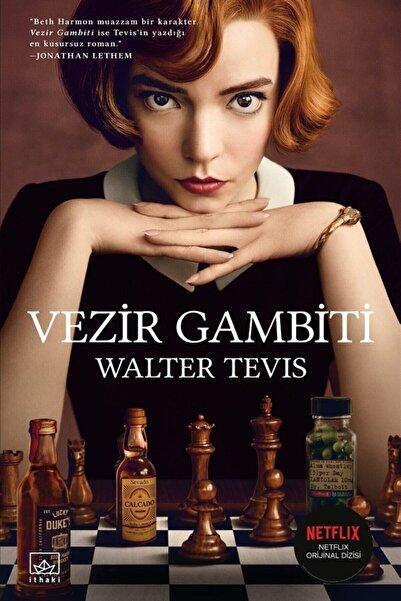 İthaki Yayınları Vezir Gambiti - Walter Tevis 9786257737654
