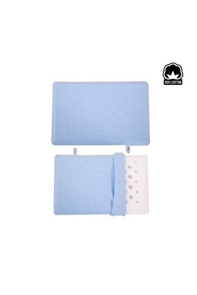 Sevi Bebe Boğulmayı Önleyici Yastık Art-151 Mavi