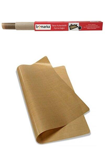 Bymarka Yıkanıp Tekrar Kullanılabilir Pişirme Kağıdı & Teflon Kaplı Cam Kumaş