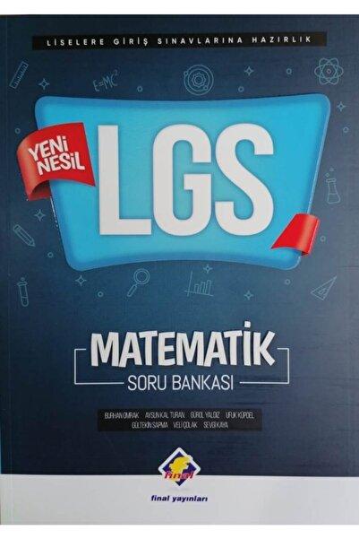 Final Yayınları N 8.sınıf Lgs Matematik Yeni Nesil Soru Bankası