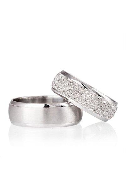 Gümüşcüm Defne Modeli Gümüş Alyans Bay Nişan Ve Söz Yüzüğü