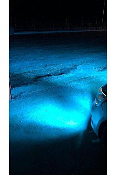GENÇ GARAJ H1 Şimşek Etkili Buz Mavi Led Xenon (Far Veya Sis Için Uyumlu)