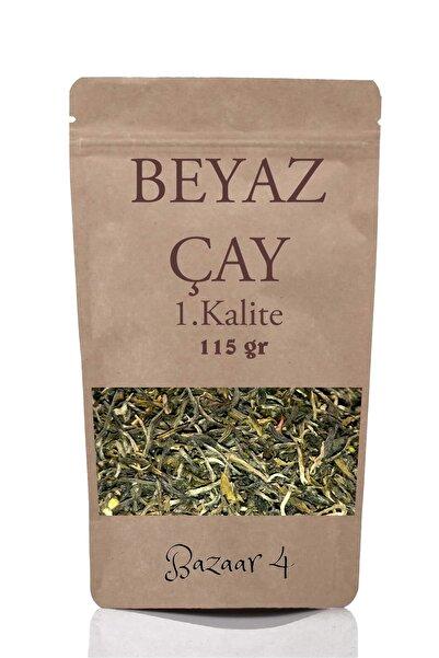 BAZAAR 4 Beyaz Çay 115 Gr 1.kalite Taze Yeni Mahsül