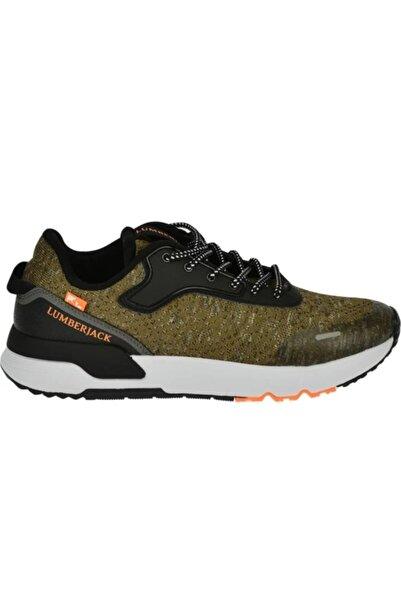 lumberjack Erkek Haki Bağcıklı Sneaker