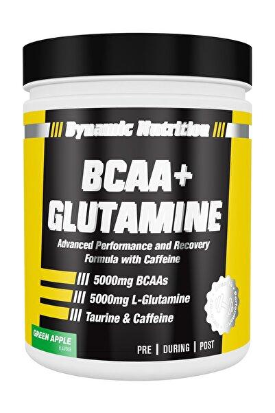 Dynamic Nutrition Yeşil Elma Aromalı Bcaa + Glutamine 300  gr