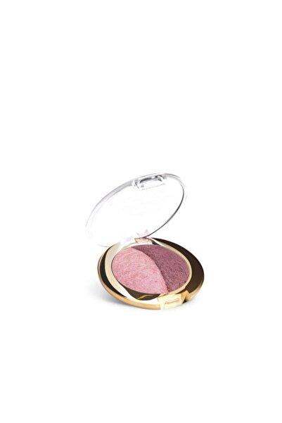 Golden Rose Terracotta Eyeshadow Glitter 121