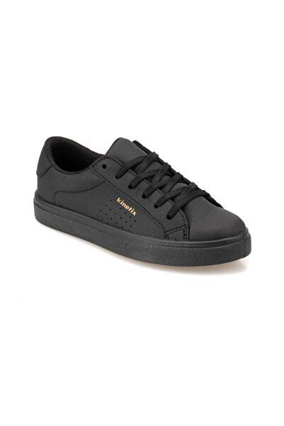 Kinetix Kadın Siyah Poro 9pr Sneaker