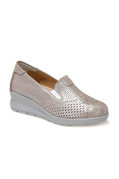 Polaris 5 Nokta 103232.Z1FX Gümüş Kadın Klasik Ayakkabı 101001387