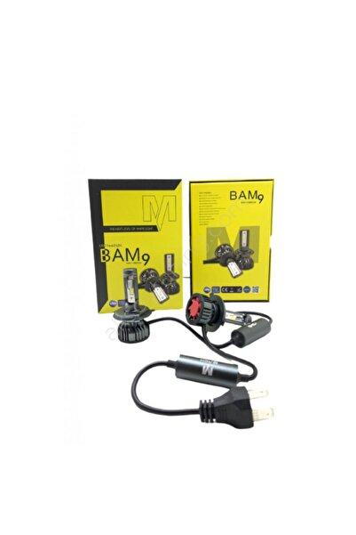 March Bam9 H4 10800lm 50wat Led Xenon