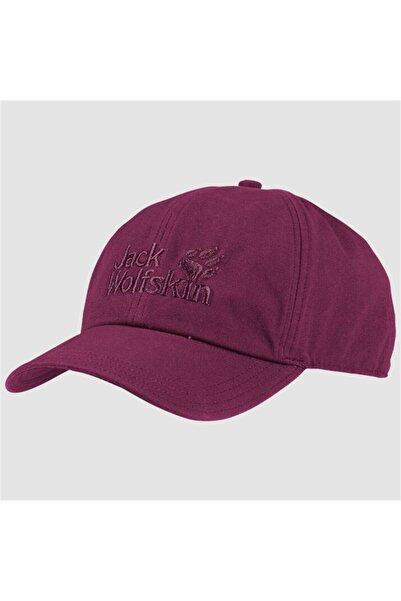 Jack Wolfskin Baseball Cap Unisex Mor Şapka 1900671-16414