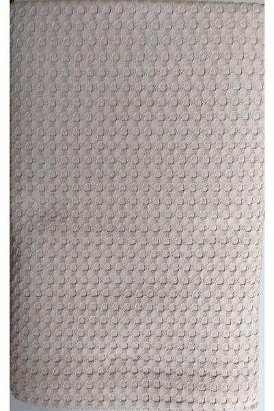 Almera %100 Pamuk Cotton Havuzlu Desenli Düz Pike 160x230cm & %100 Rengarenk Pamuklu Pike