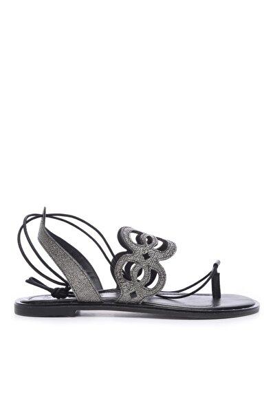 KEMAL TANCA Kadın Derı Sandalet Sandalet 169 51171 Bn Sndlt