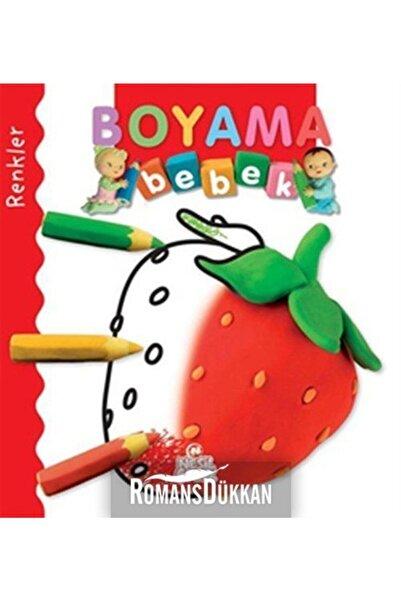 Nesil Yayınları Renkler / Bebek Boyama