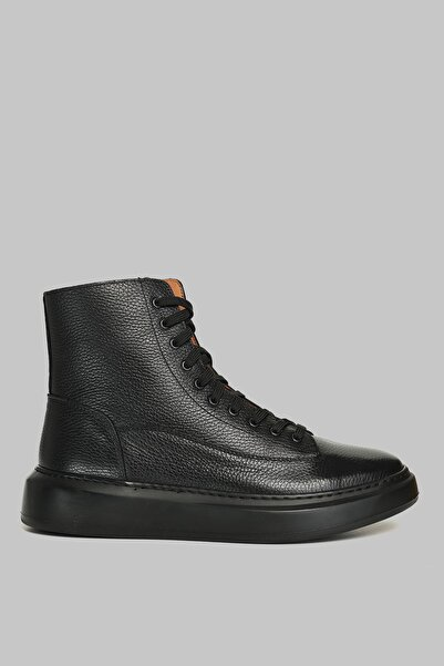 Lufian Greıge Casual Ayakkabı Siyah