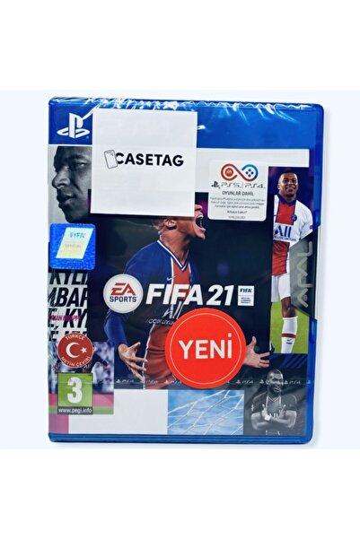 Electronic Arts Fıfa 21 Ps5