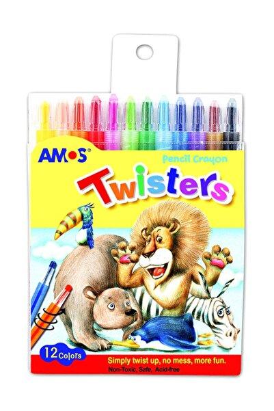 Amos Twisters Kalem Tipi Mum Boya