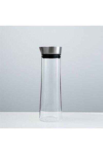 Chakra Teso Cam Sürahi 800 ml Transparan