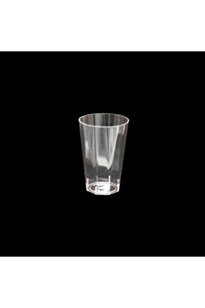 Kristal Plastik Bardak 220cc - 20 Adet (1 Paket)
