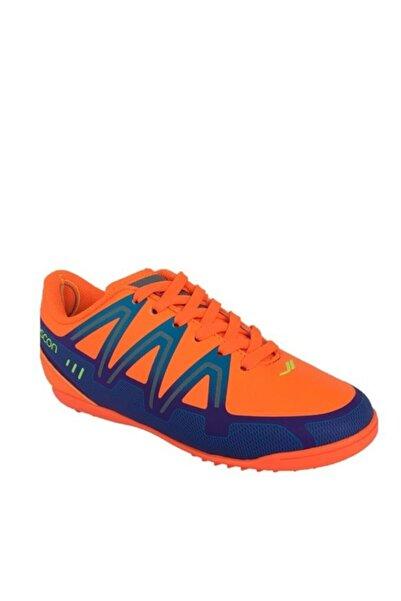 Lescon Fosfor-turuncu Halısaha Spor Ayakkabı