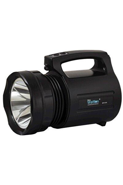 Watton Wt-018 Projektör 1000 Metre El Feneri