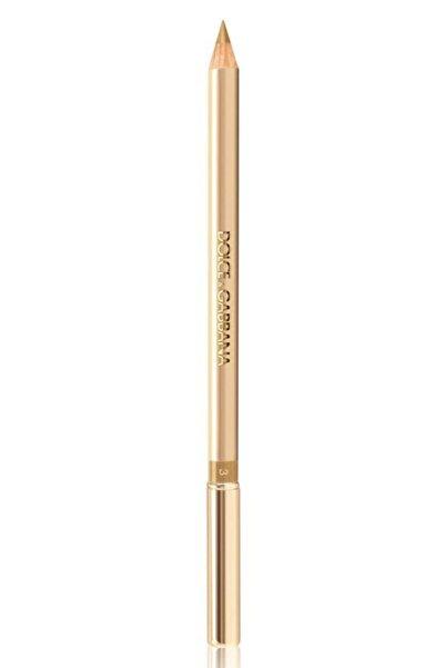 Dolce Gabbana Crayon Intense Eyeliner 3 Gold