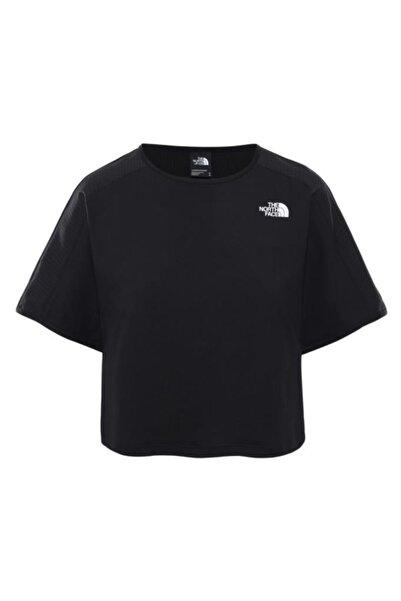 THE NORTH FACE Active Trail Kadın T-shirt Siyah