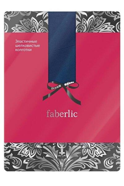 Faberlic Lacivert Esnek Külotlu Çorap M 82768