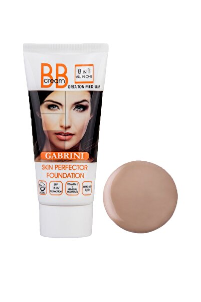 Gabrini Bb Cream Foundation Medıum & Krem Fondöten