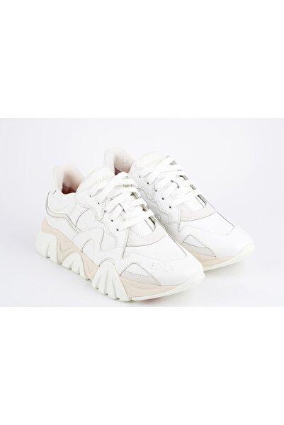 Versace Kadın  Beyaz Sneakers