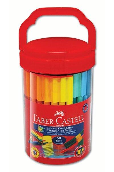 Faber Castell Eğlenceli Keçeli Kalem Seti 50 Renk