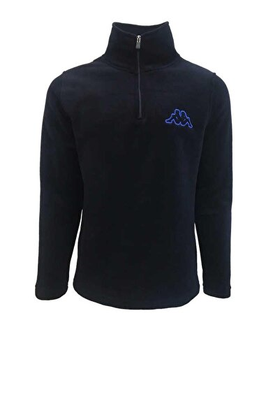 Kappa Vuino Yarım Fermuarlı Polar Sweatshirt 1 3036xk0