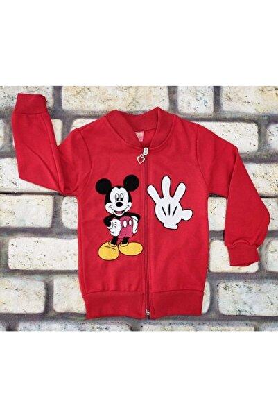 Mickey Mouse Hırka