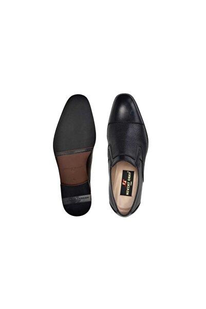 Nevzat Onay Hakiki Deri Siyah Günlük Loafer Neolit Erkek Ayakkabı -11346-