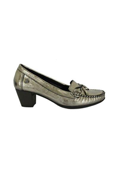 Mammamia 3615 Kadın Deri Ayakkabı