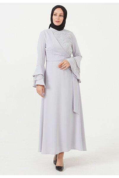 Setrms Güpür Mixli Elbise