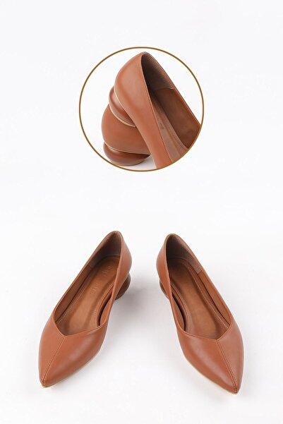 Buffalo Kadın Audra Taba Günlük Ayakkabı