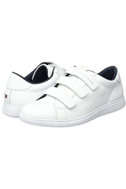 Tommy Hilfiger Çocuk Beyaz Spor Ayakkabı Danny Jr 3a Fb0fb00075 Beyaz 100