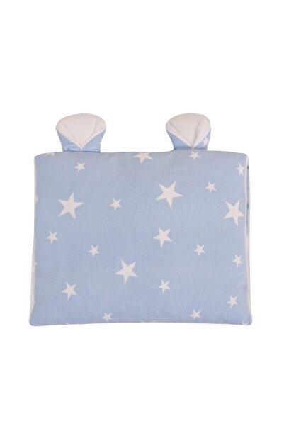 Sevi Bebe Seyahat Emzirme Yastığı Art-74 Mavi
