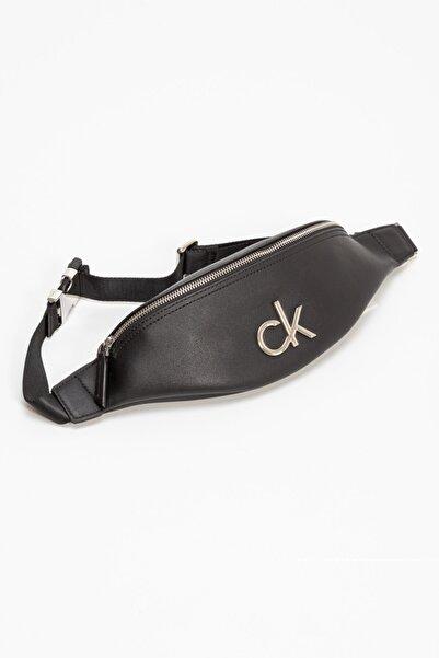 Calvin Klein Kadın Siyah Bel Çanta