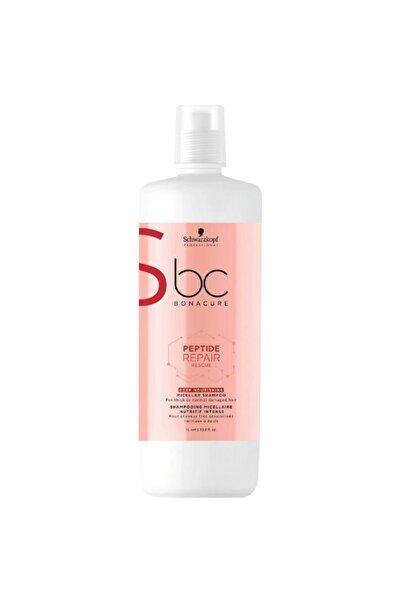 Bonacure Schwarzkopf Bonacure Peptide Acil Kurtarma Derin Besleme Şampuan 1000ml
