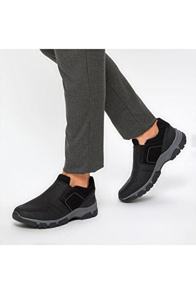 Kinetix Luter 9pr Siyah Erkek Ayakkabı