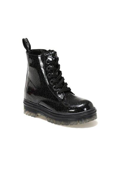 SEVENTEEN Alessıa Siyah Kız Çocuk Ayakkabı