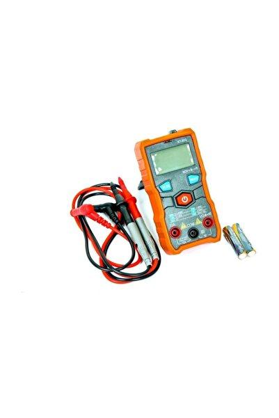 Wellhise Xt803 Multimetre Dijital Otomatik Akım Voltaj Ölçer Avometre